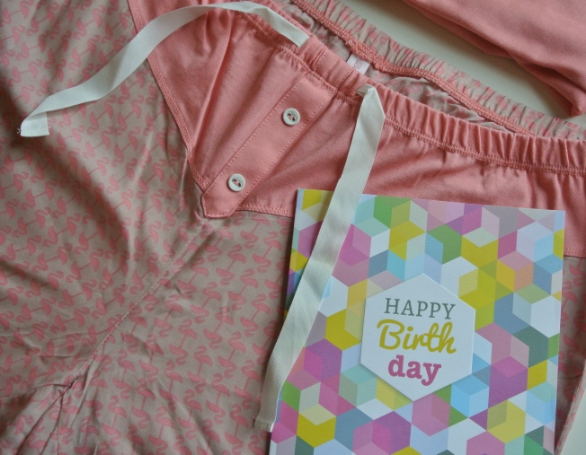 Flamingo-Pyjama von BeeDees