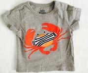 baby boden krabbe mee shirt baby