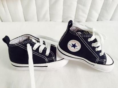 converse chucks for baby